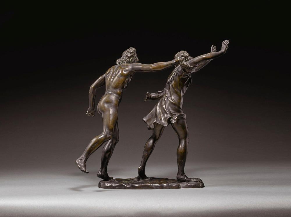 ATTRIBUTED TO FERDINANDO TACCA (1619-1686) ITALIAN, FLORENCE, CIRCA 1640-1650 | Apollo and Daphne