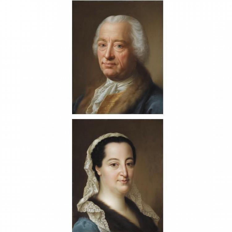 CHRISTIAN SEYBOLD MAINZ 1690 OR 1697 - 1768 VIENNA