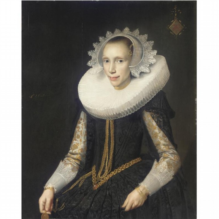 JAN DAEMON COOL ROTTERDAM 1589 - 1660