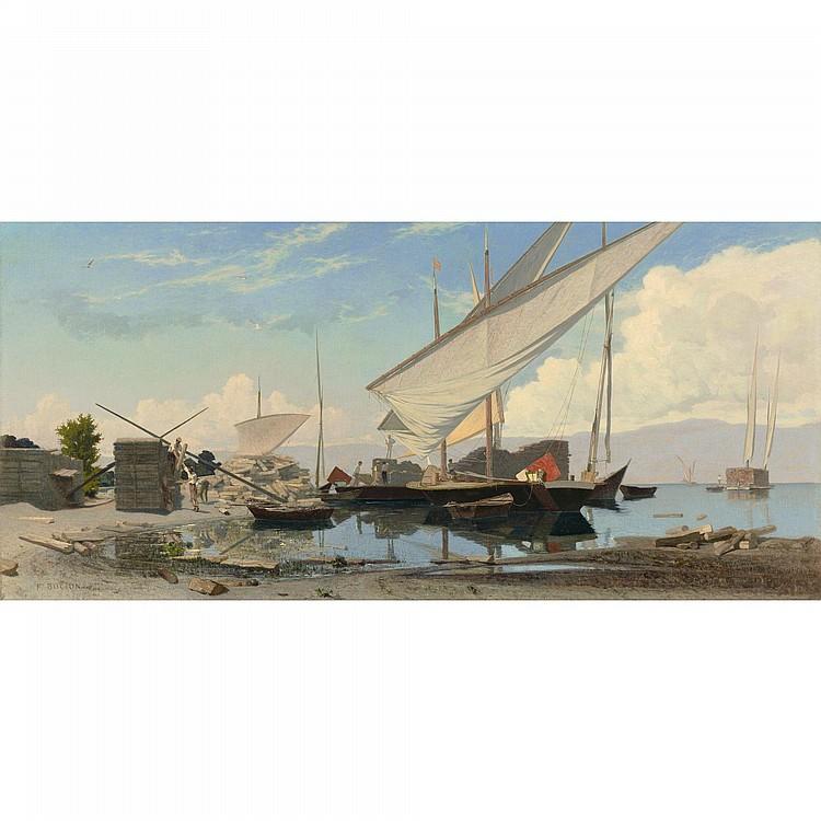 FRANÇOIS BOCION 1828 - 1890