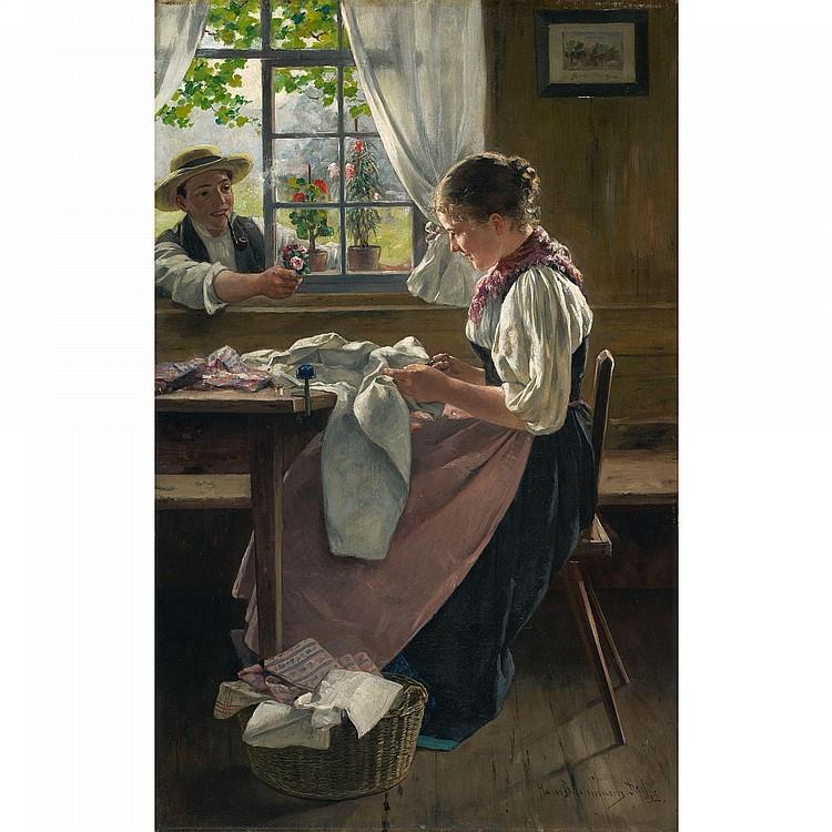 HANS BACHMANN 1852-1917