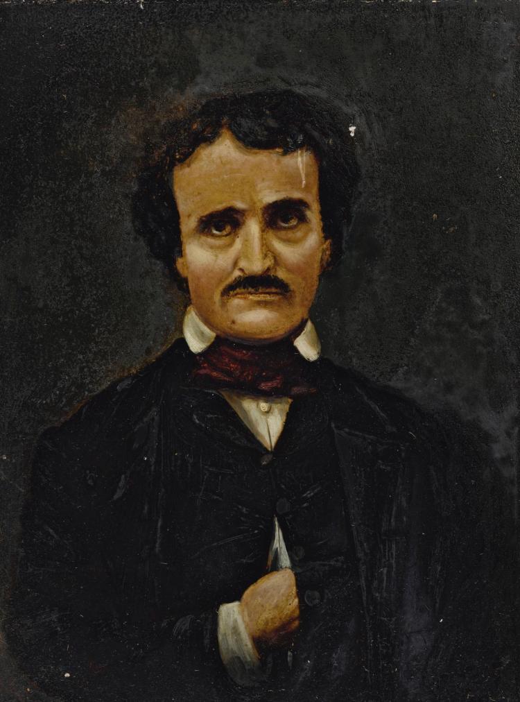 GABRIEL HARRISON | Edgar Allan Poe