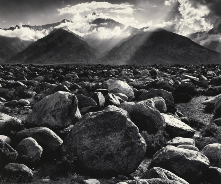 ansel adams sierra nevada - photo #13