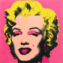 ANDY WARHOL   Marilyn Monroe (Marilyn) (F. & S. II.31)