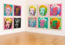 ANDY WARHOL   Marilyn Monroe (Marilyn) (F. & S. II.23-31)