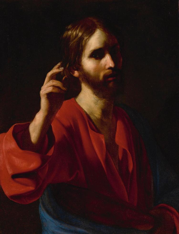 BARTOLOMEO MANFREDI | Christ Blessing