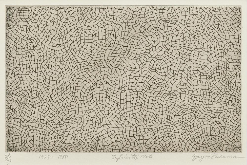 KUSAMA YAYOI | Infinity Nets