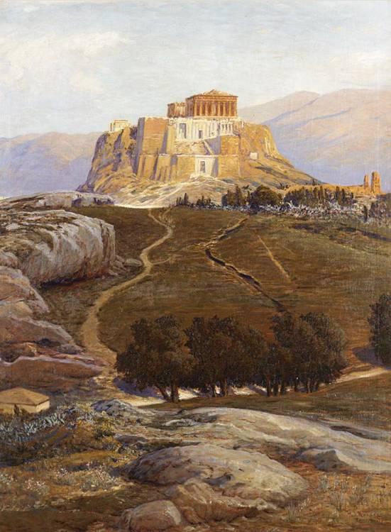 MAX ROEDER GREEK, 1866-1947