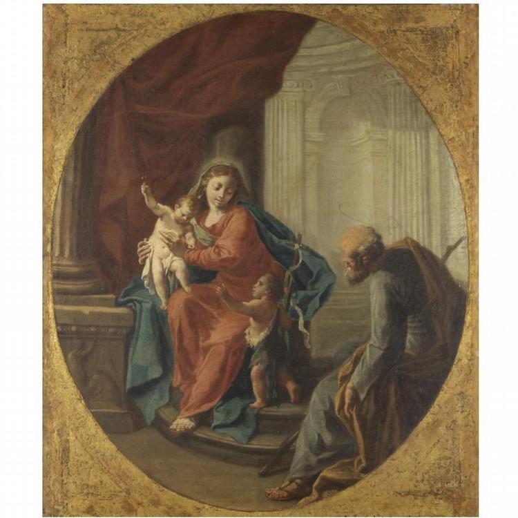 SAVERIO DALLA ROSA VERONA 1745-1821