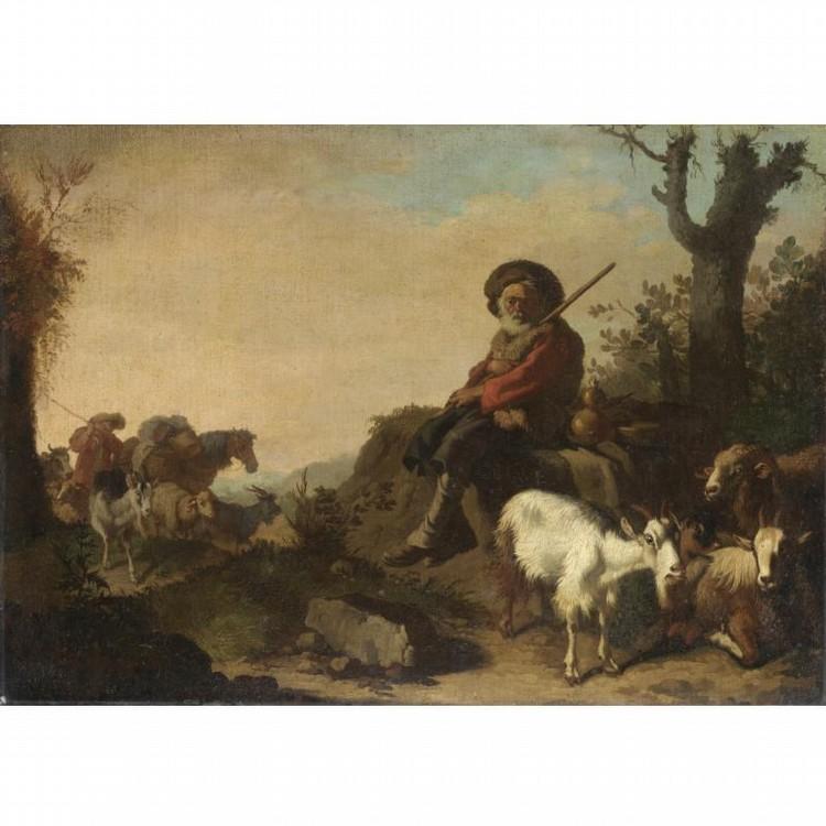 FRANCESCO LONDONIO MILANO 1723-1783