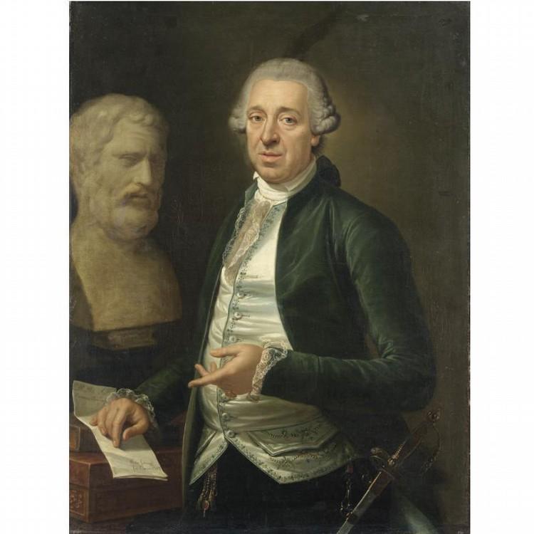 PIETRO LABRUZZI ROMA 1739-1805