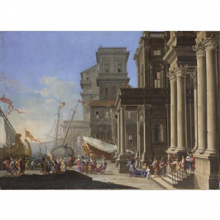 ALBERTO CARLIERI ROMA 1672 - 1720