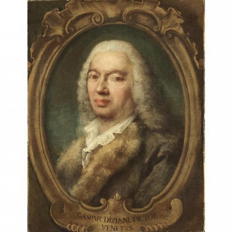 ALESSANDRO LONGHI VENEZIA 1733-1813