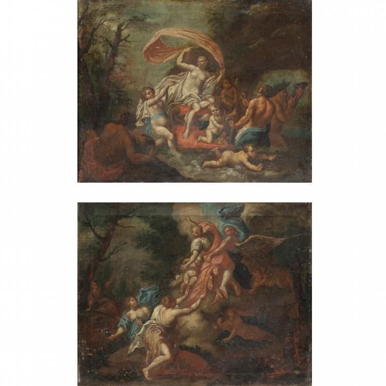 SEGUACE DI FRANCESCO ALBANI BOLOGNA 1578 - 1660