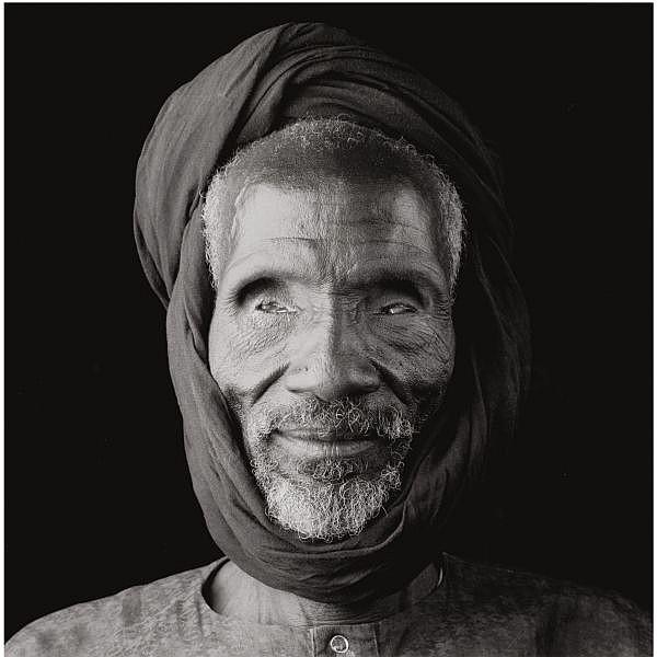 - Jean-Baptiste Huynh (b. 1966) , Portrait XXIII - Mali, 2003
