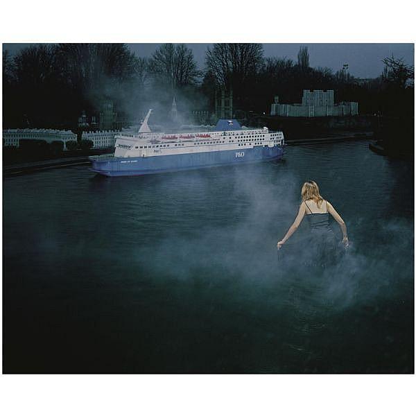 Julia Fullerton-Batten (b. 1970) , P&O, from 'Teenage Stories', 2005