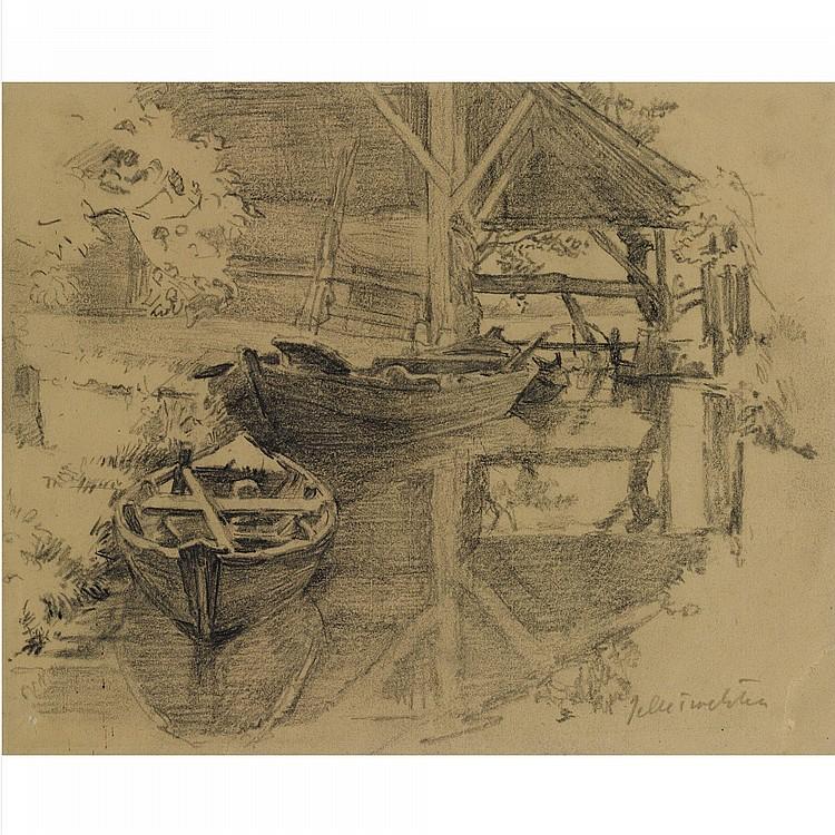 JELLE TROELSTRA, DUTCH, 1891 - 1979