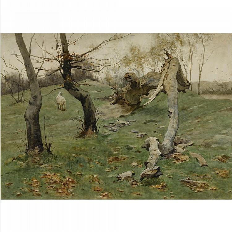 BERNARD SCHREGEL DUTCH, 1870 - 1956