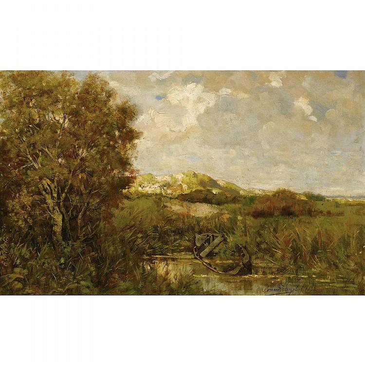 BERNARD SCHREGEL, DUTCH, 1870 - 1956
