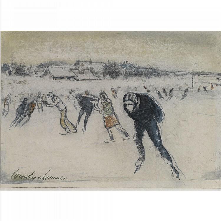 CORNELIS VAN LEEUWEN, DUTCH, 1892 - 1949