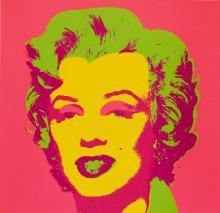 ANDY WARHOL   Marilyn Monroe (Marilyn) (F. & S. II.21)
