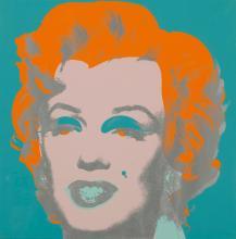 ANDY WARHOL   Marilyn Monroe (Marilyn) (F. & S. II.29)