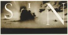 ED RUSCHA | Sin-Without