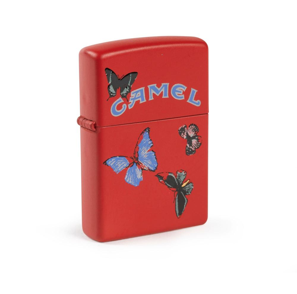DAMIEN HIRST | Camel Cigarette Lighter