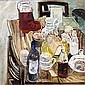 JOHN BRATBY, R.A. 1928-1992, John Bratby, Click for value
