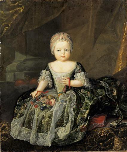GEORGES DESMARÉES GIMO, SWEDEN 1697 - 1776 MUNICH