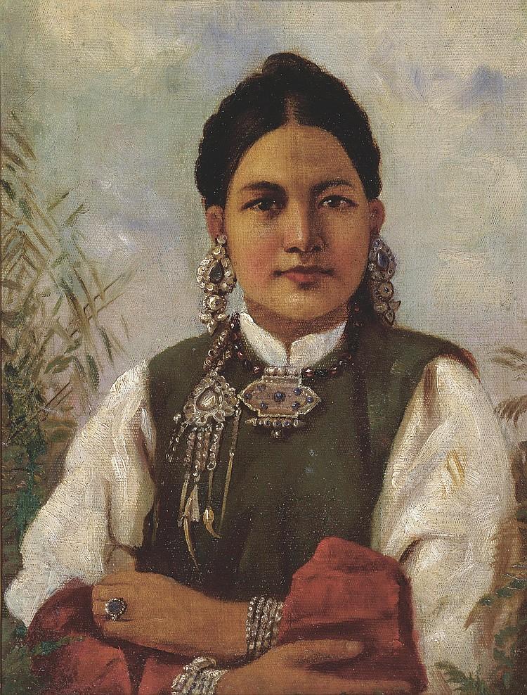 RAJA RAVI VARMA(1848-1906)