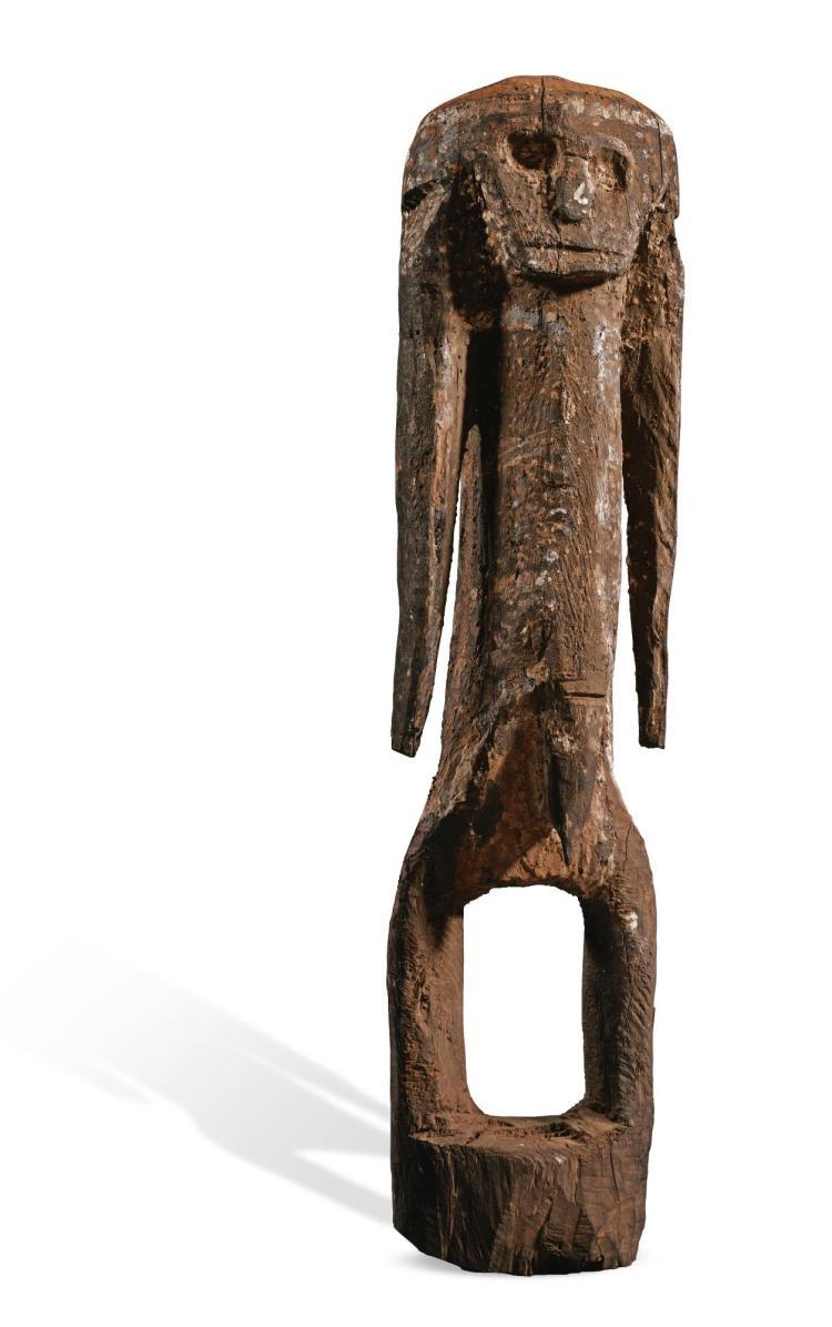 ENRAELD DJULABINYANNA MUNKARA (TJIPUNGALEIALUMI) CIRCA 1882-1968 | Untitled, Male Figure