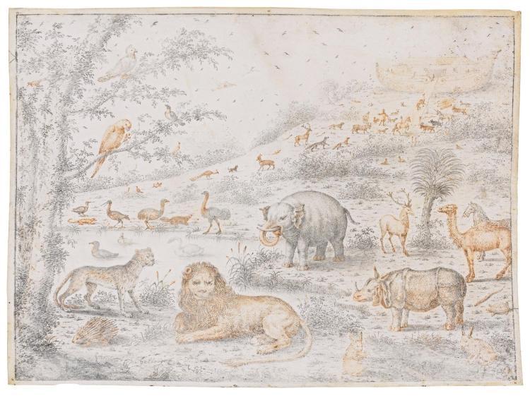 THIERRY BELLANGE | Noah's Ark