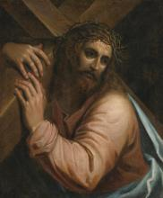 NORTH ITALIAN SCHOOL, CIRCA 1600 | Christ carrying the Cross