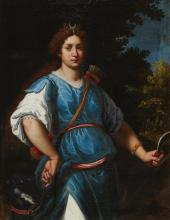 MATTEO ROSSELLI | Diana the Huntress