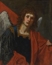 FLORENTINE SCHOOL, 17TH CENTURY | Saint Michael, half-length