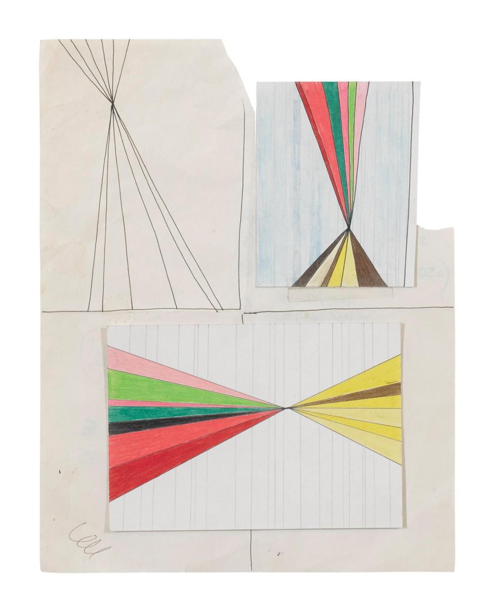 MARK GROTJAHN (B. 1968)   Untitled, 2001