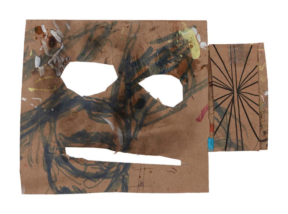 MARK GROTJAHN (B. 1968) | Untitled, 2002