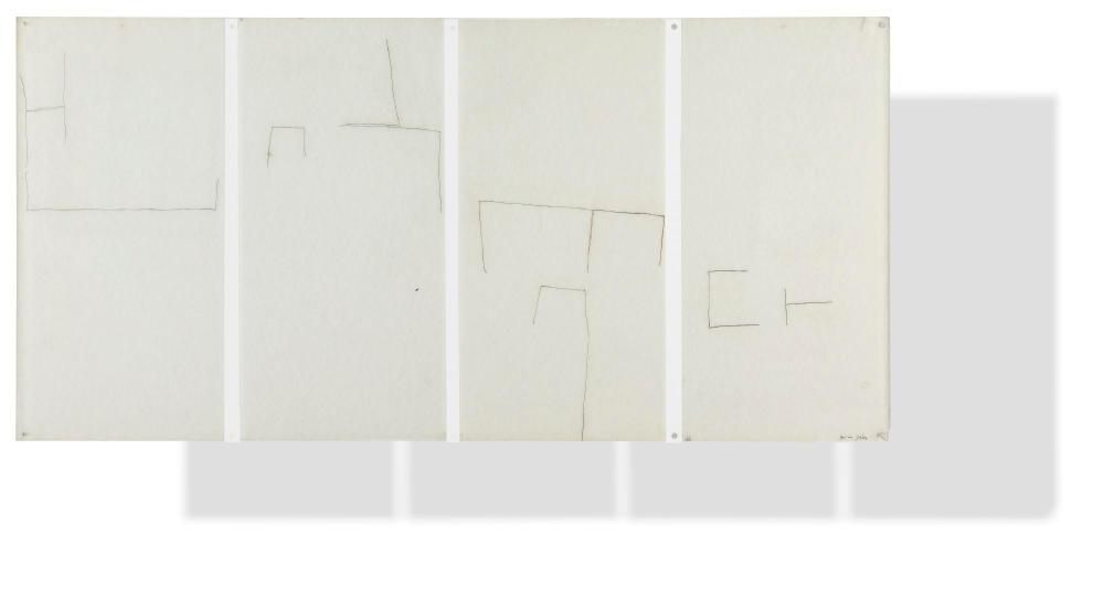 MIRA SCHENDEL (1919-1988) | Untitled, 1964