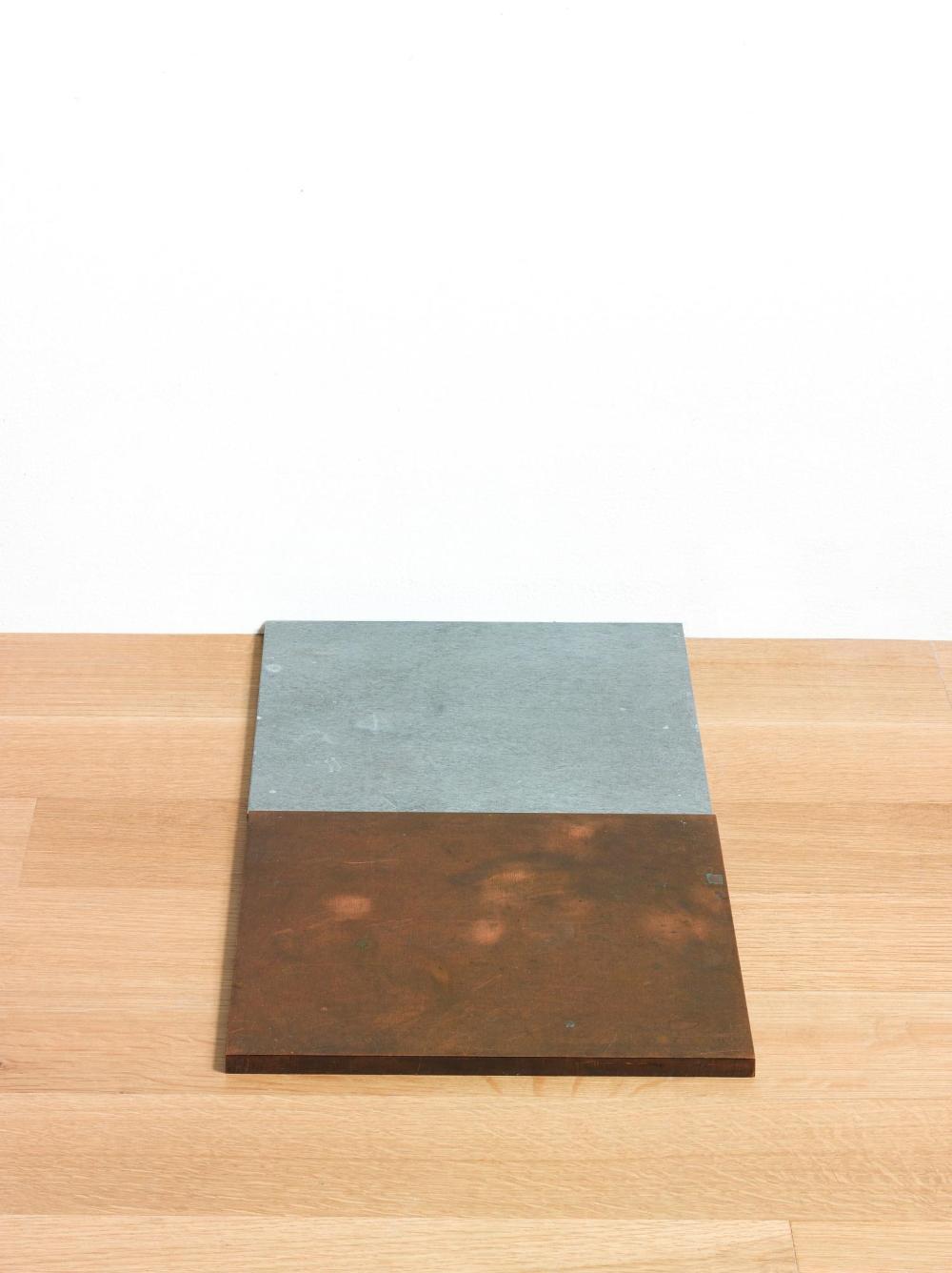 CARL ANDRE (B. 1935) | Voltaglyph 2, 1997