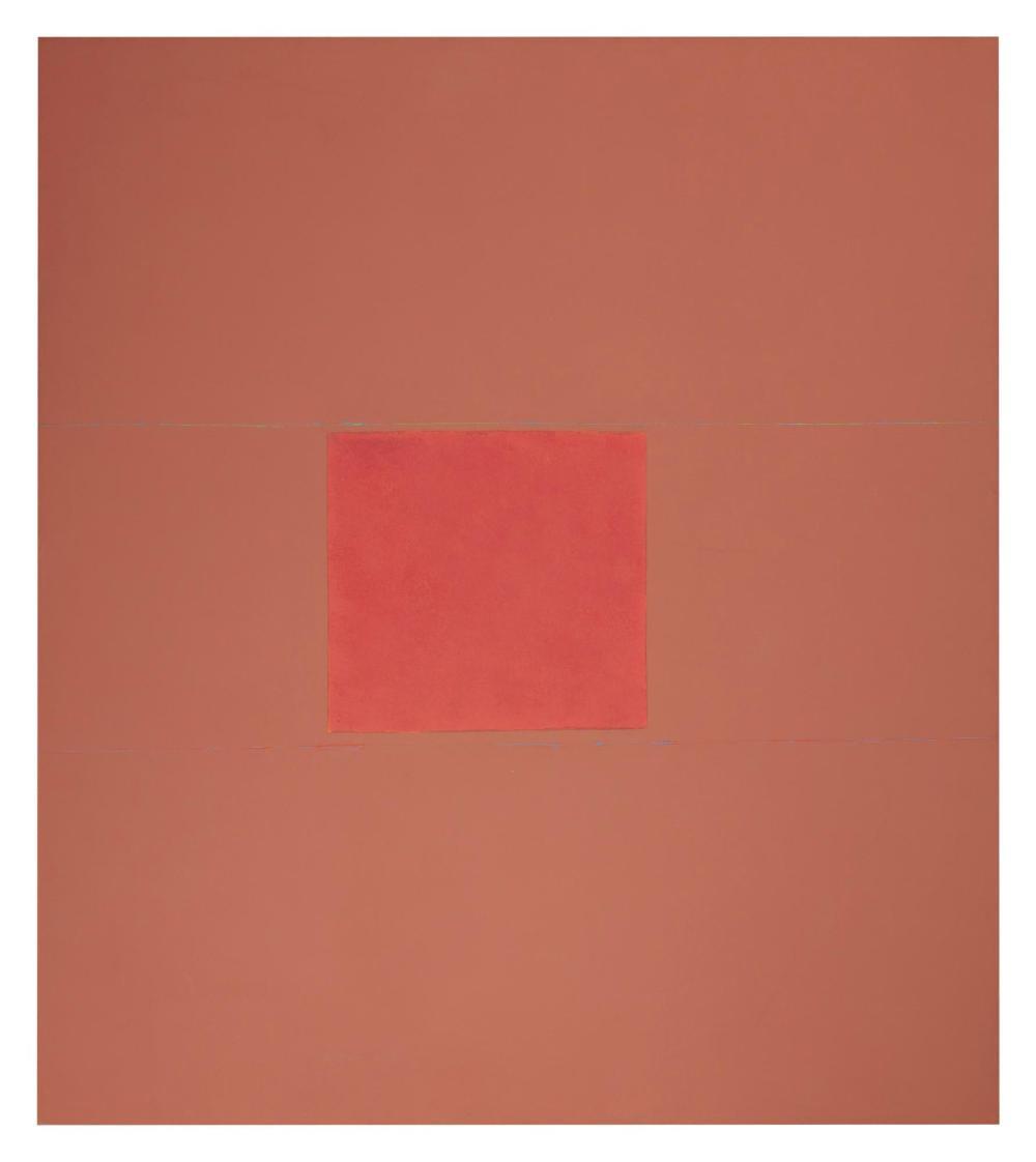 THEODOROS STAMOS (1922 - 1997) | Delphic Sun-Box #2, 1968