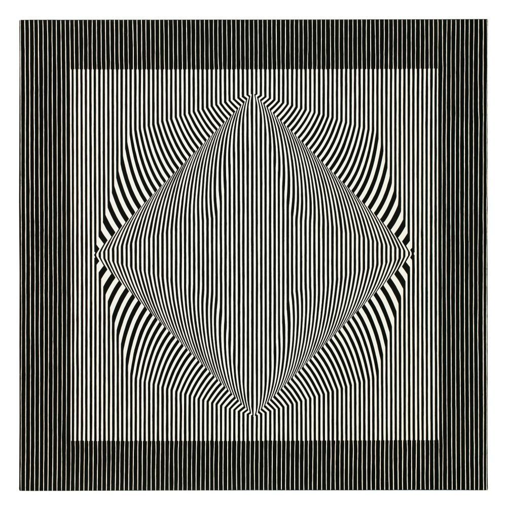 JULIAN STANCZAK (1928 - 2017) | Constant Return #1, 1965