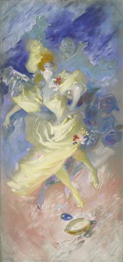 JULES CHÉRET (PARIS 1836 - NICE 1932)