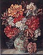 ADRIAN FEINT 1894-1971 ARRANGEMENT IN RED, Adrian Feint, Click for value