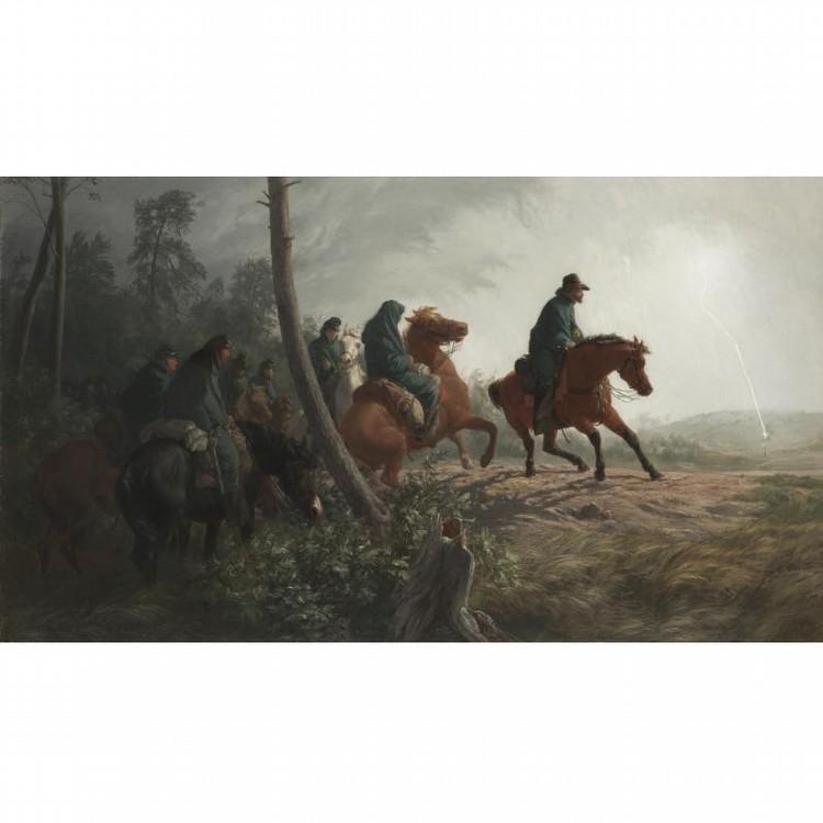 JOHANNES ADAM SIMON OERTEL 1823-1909