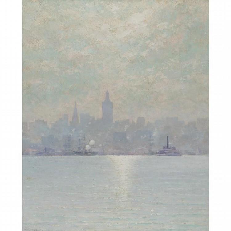 WILLIAM H. LIPPINCOTT 1849-1920