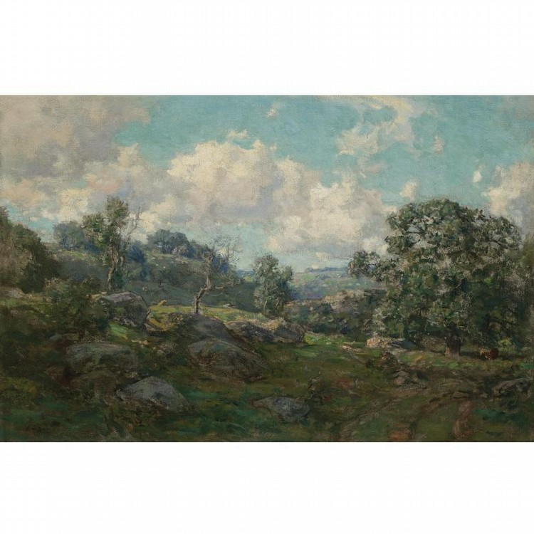 CHARLES HAROLD DAVIS 1856-1933