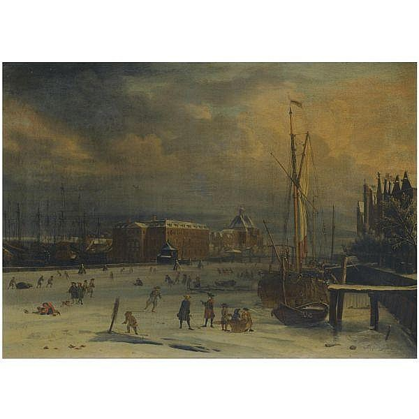 Aelbert Meyeringh, Jacobus Storck , Amsterdam 1645 - 1714 Amsterdam 1641- after 1692 