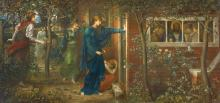 JOHN MELHUISH STRUDWICK | The Ten Virgins