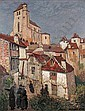 f - JAC MARTIN-FERRIÈRES, 1893-1972, Jac Martin-Ferrières, Click for value